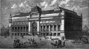 Leeds Mechanics' Institute 1868