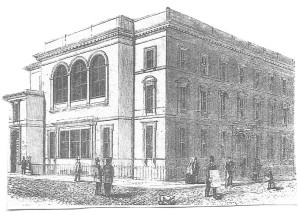 Manchester Mechanics' Institution  c1824