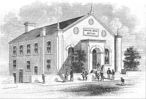 Wortley Working Men's Institute 1876