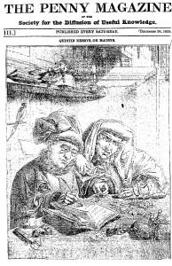 Penny Magazine 1833