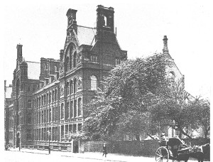 Central Institution