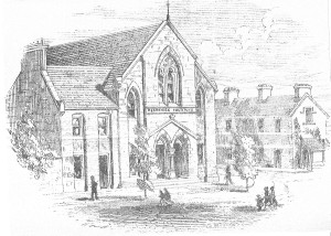 Village Mechanics' Institution 1877. Yorkshire Union of Mechanics' Institutes.