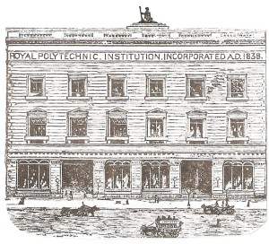 Royal Polytechnic Institution (Incorporated 1838)